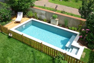 Gartenteich for Schwimmbecken fur den garten